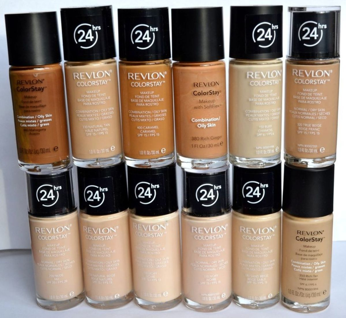 Revlon ColorStay products. Learn more about this foundation, which I found ideal for oily and acne-prone skin.