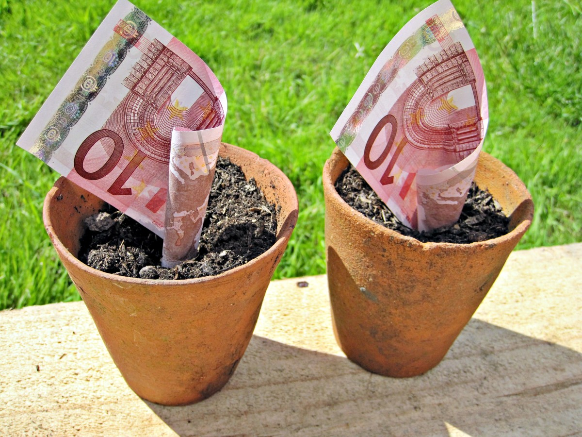 Leaving your money in your pot can make it grow quicker - but you might have to pay more tax.