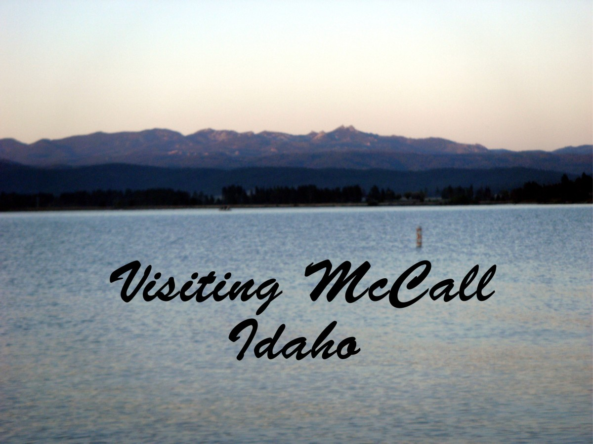 Things to Do in McCall, Idaho