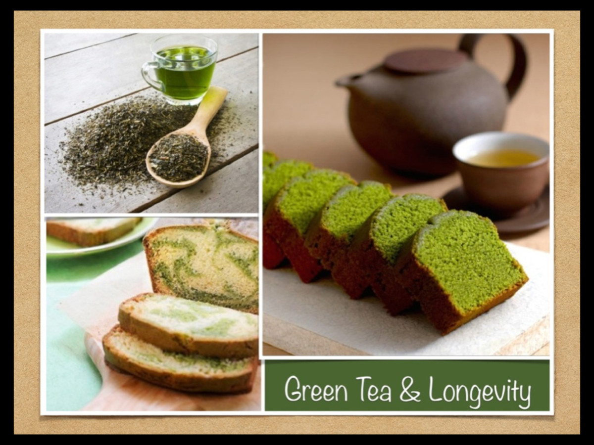 Live Longer With Green Tea Health Benefits