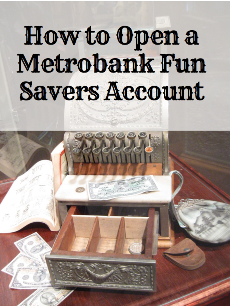 How to Open a Metrobank Fun Savers Club Account
