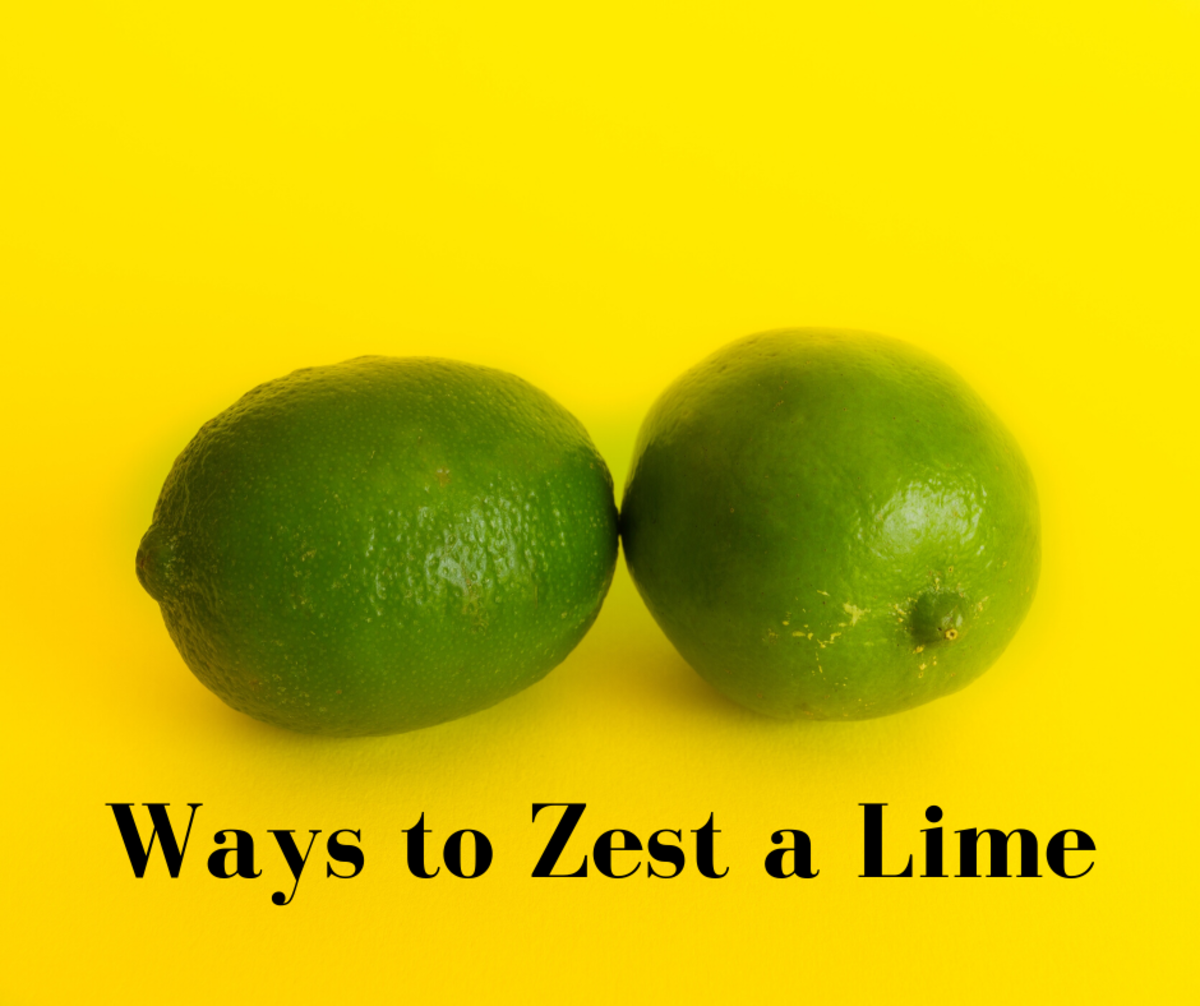 4 Ways to Zest a Lime