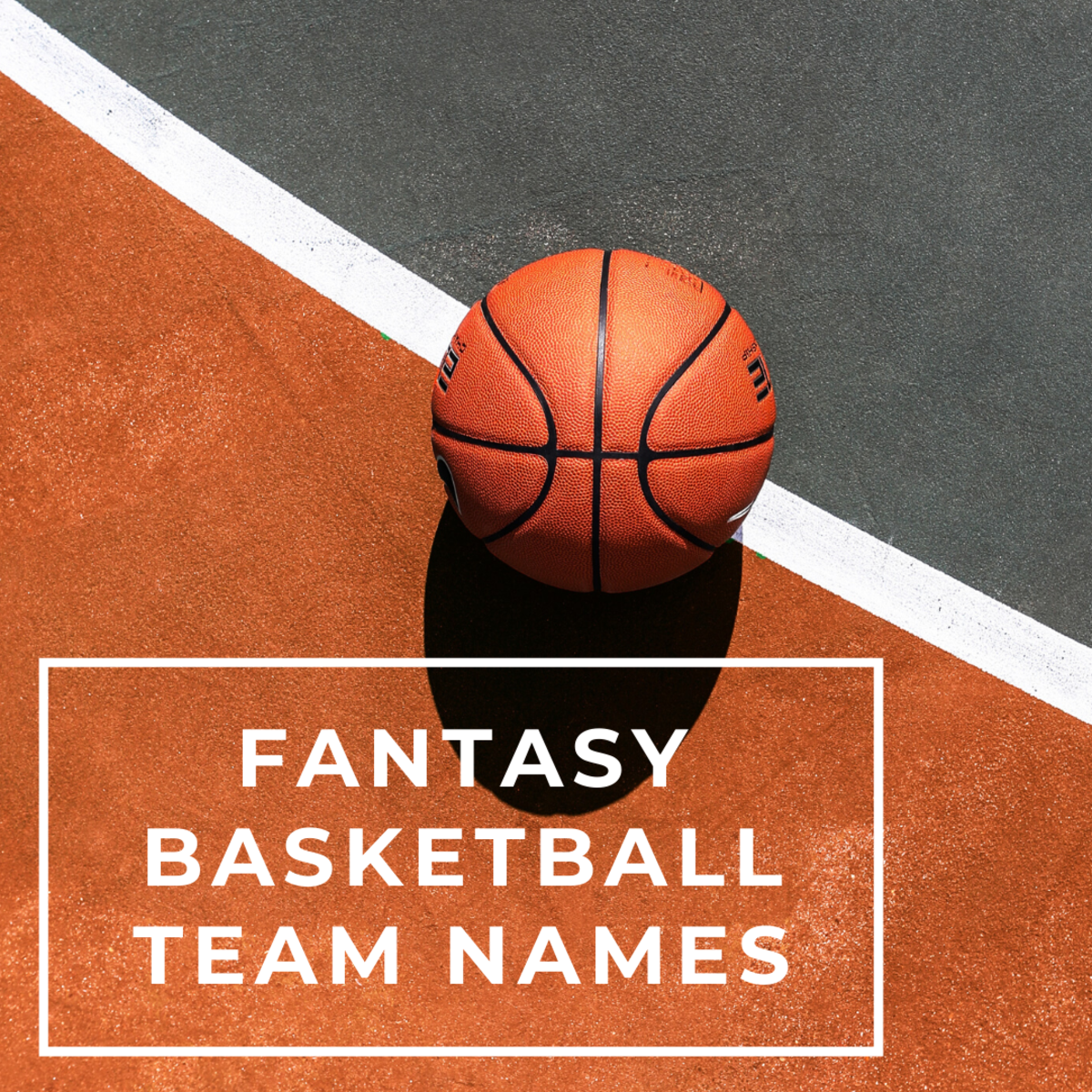 Read on for some witty fantasy basketball team names.