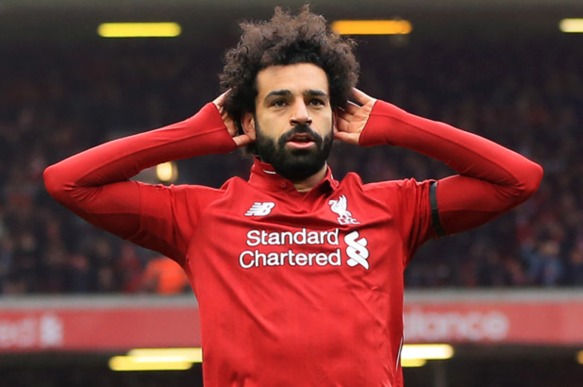 Mo Salah of the EPL