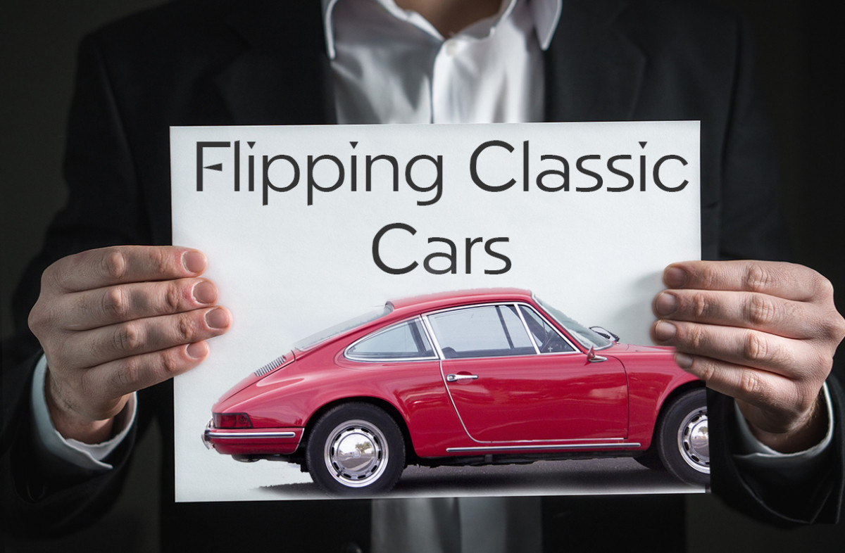 Flipping Classic Cars for Profit | AxleAddict