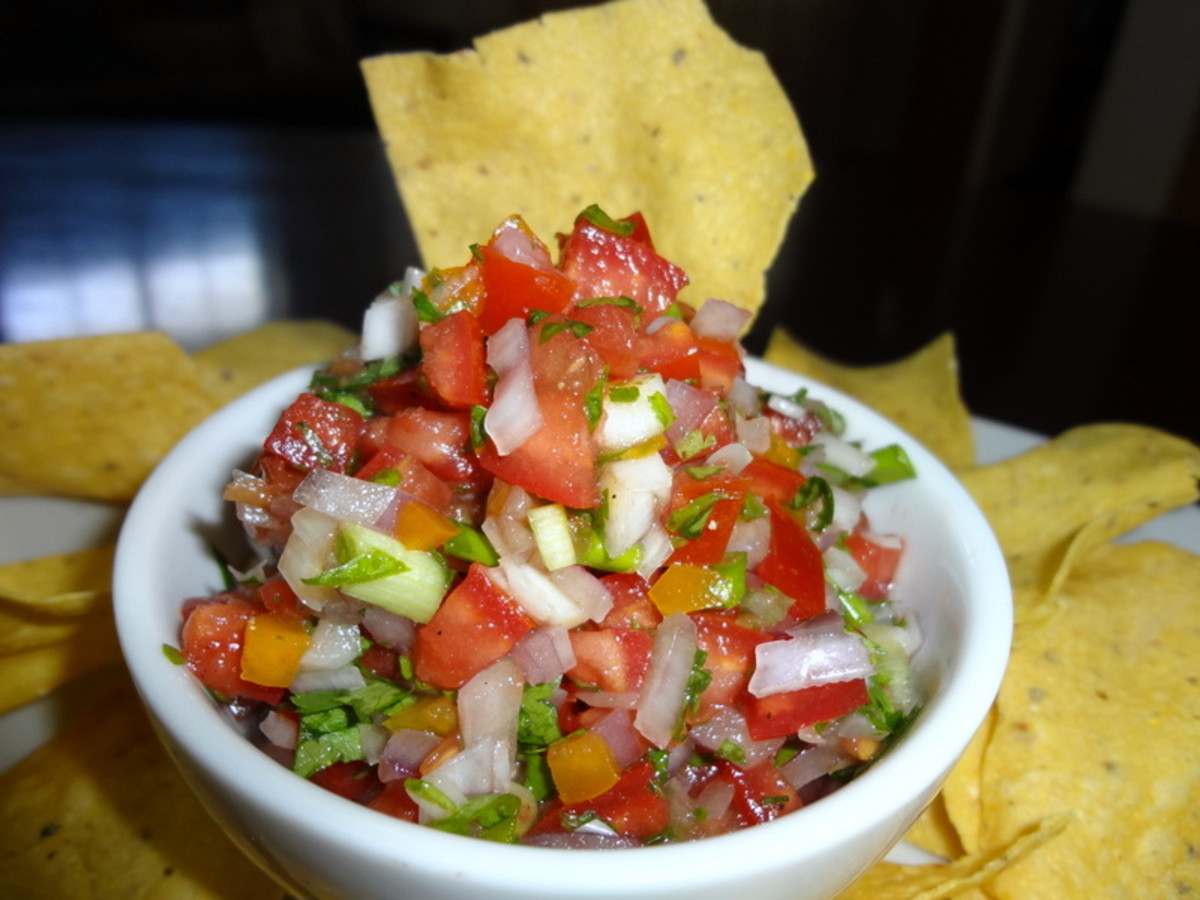 Best Authentic Pico de Gallo (Fresh Salsa) Recipe