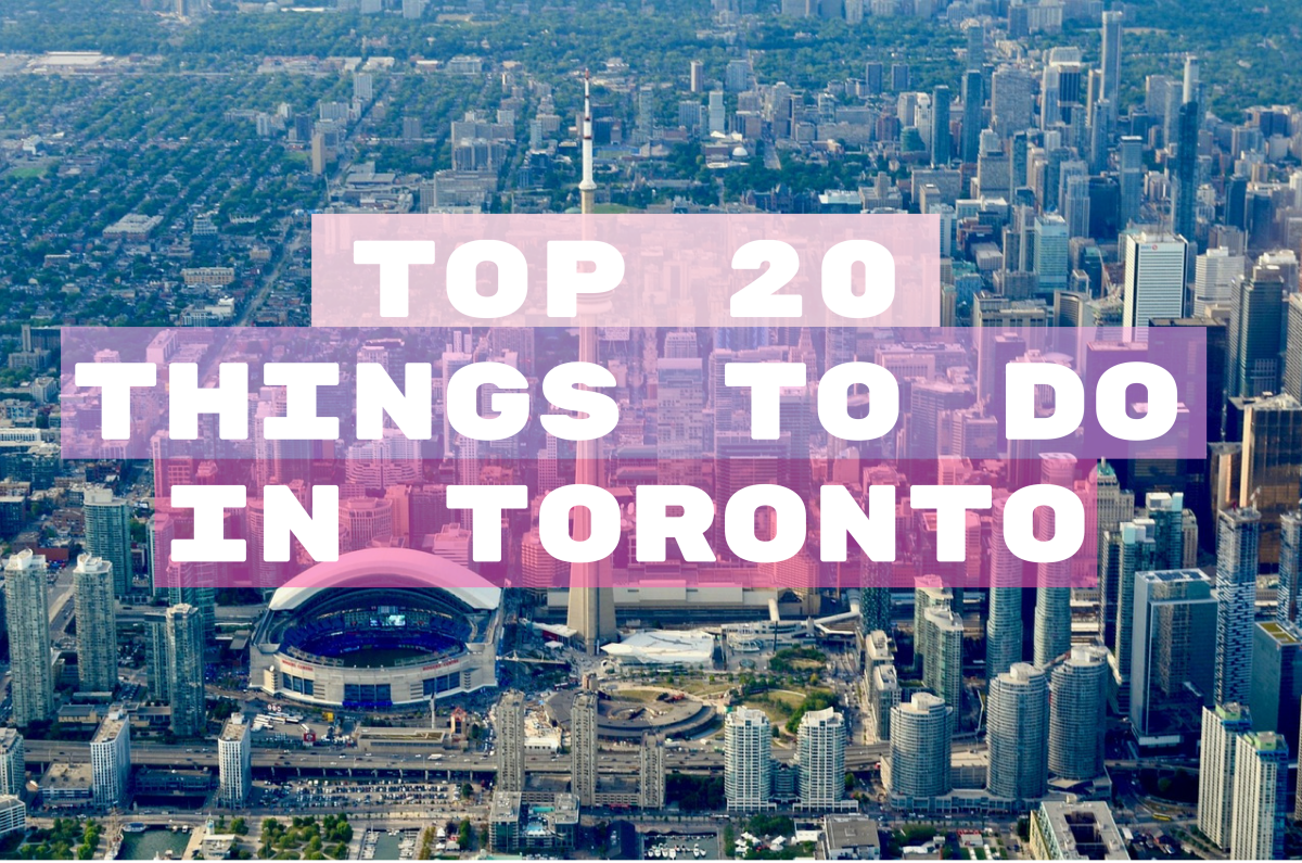 What's on your agenda? Find a place to check out on your next visit to Toronto, Canada.