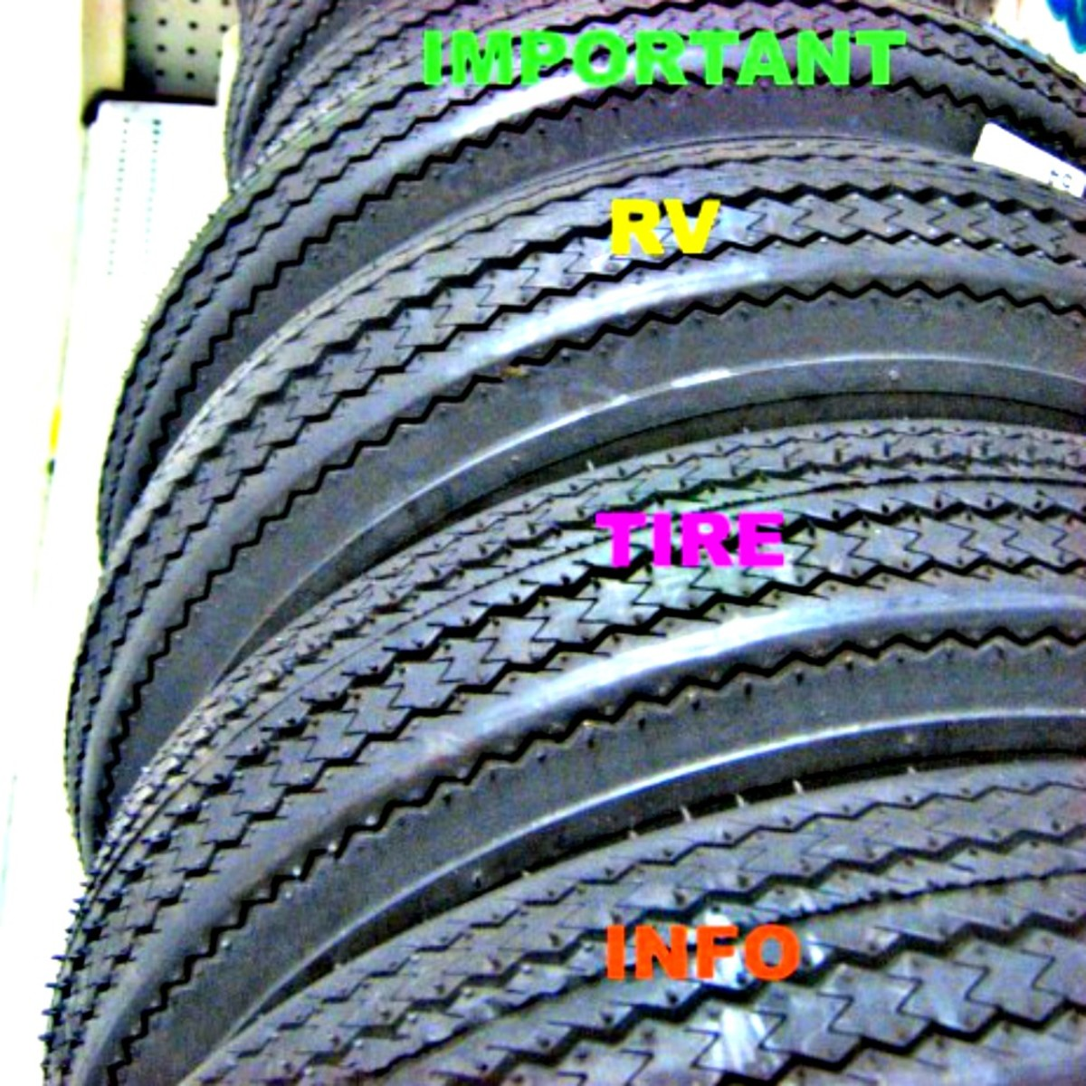 How to buy, maintain and safely use RV tires.