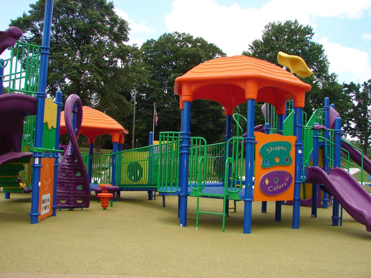 The Zahra Baker Memorial Park- Hickory, NC Memorial