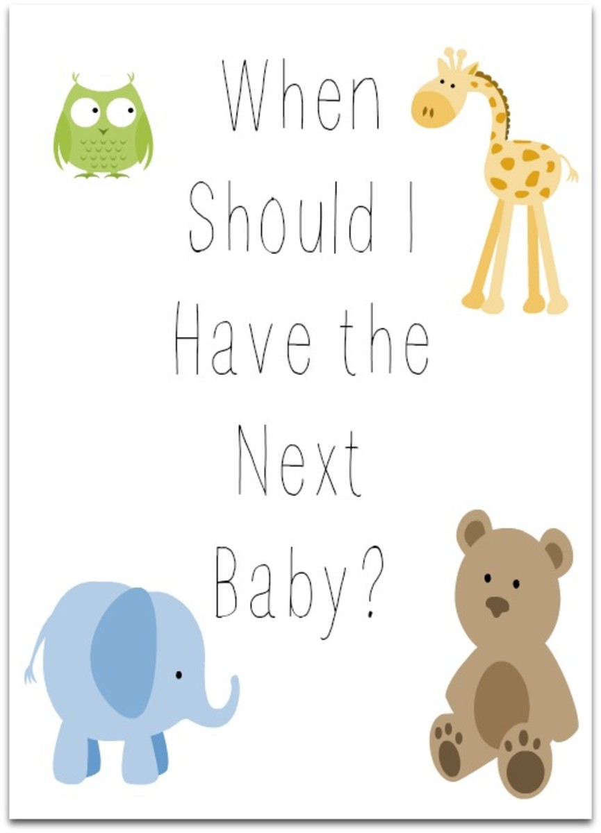 When Should I Have My Next Baby?