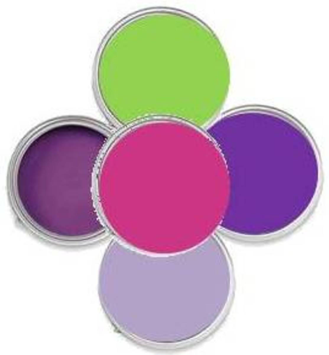 Decorating With The Color Purple Dengarden Home And Garden