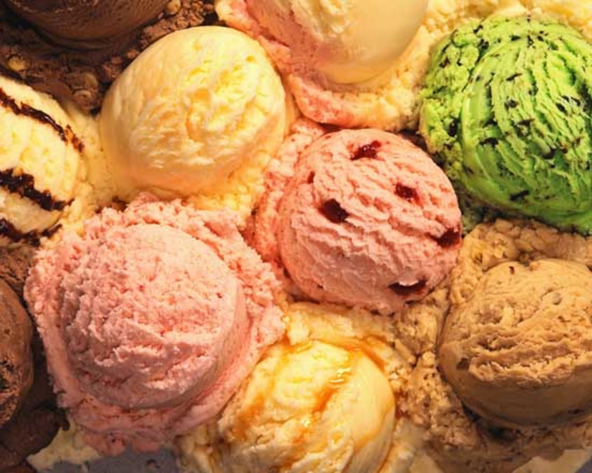 Commercial Ice Cream Ingredients Will Make You Scream!