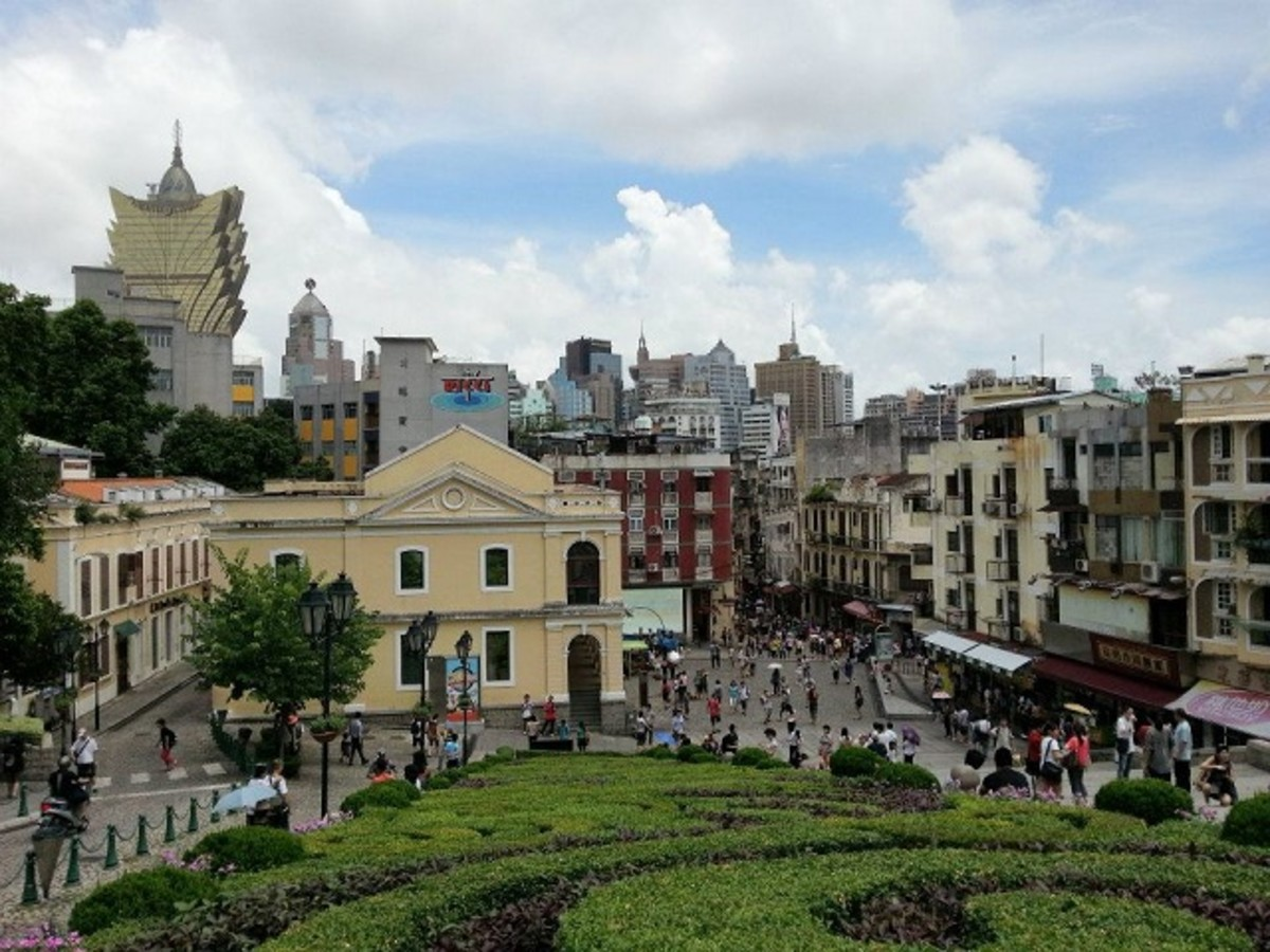 Macau's Top Historical Places - Best Places to Visit in Macau