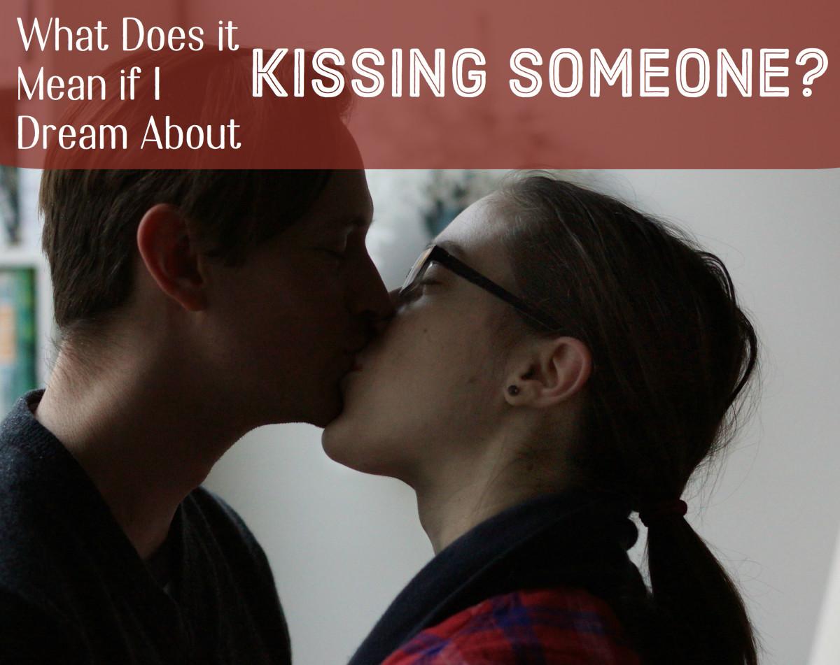 Stopped me kissing boyfriend my My boyfriend