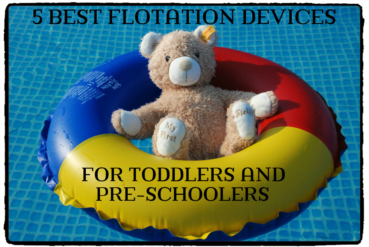 Best swim floats and safety equipment for kids!