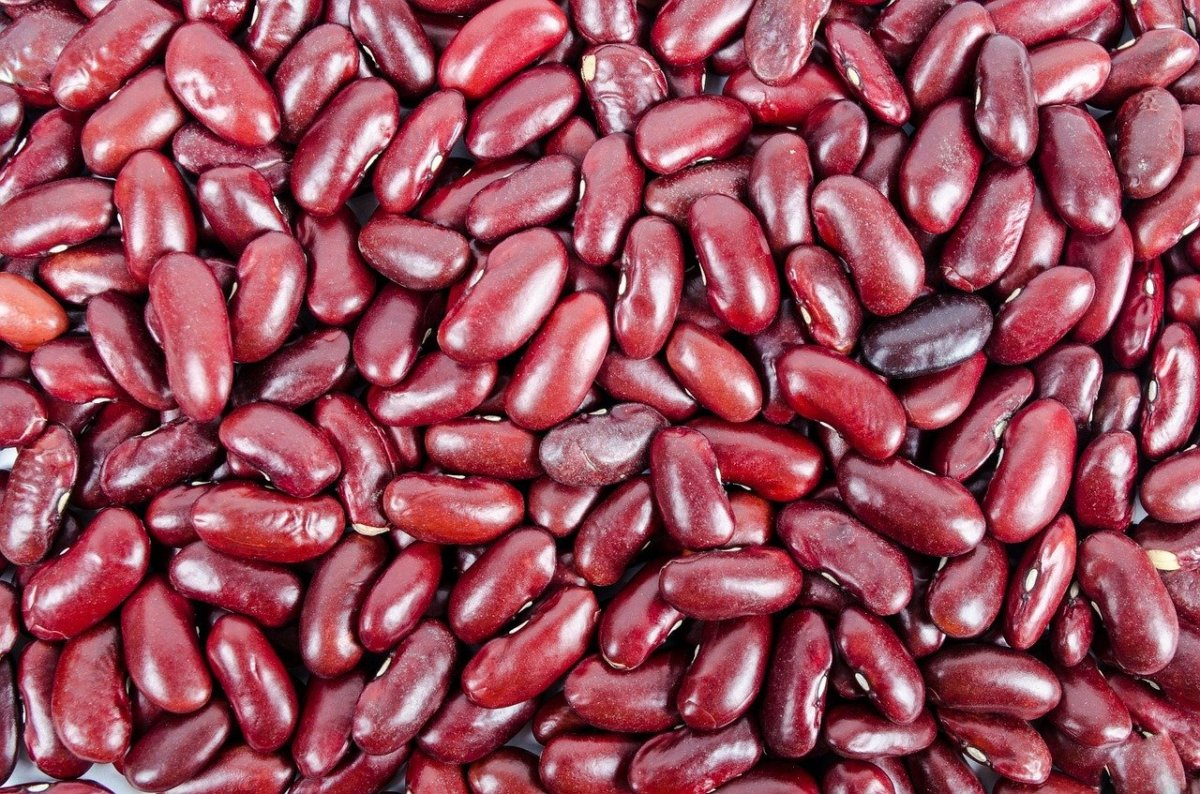 Kidney Beans Recipe: Jamaican Stew Peas With Pig's Tail