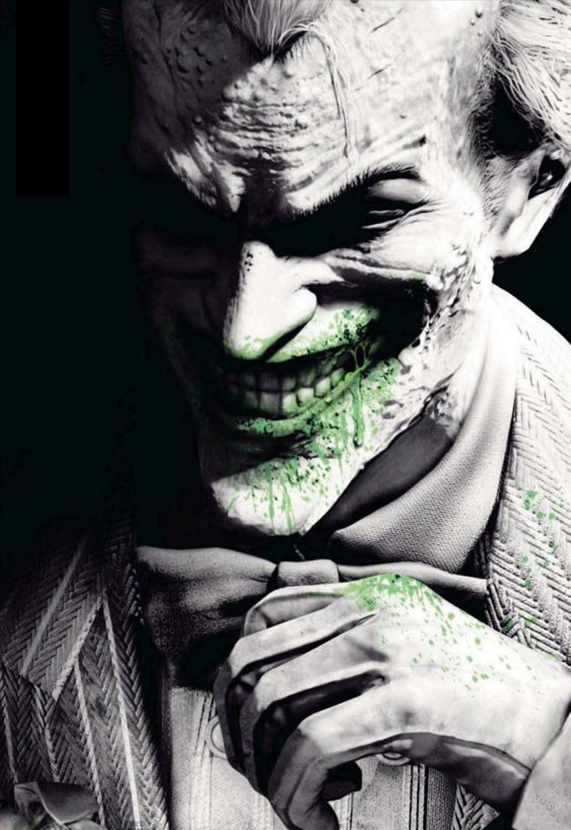 A Descent Into Darkness: Inside the Joker's Head