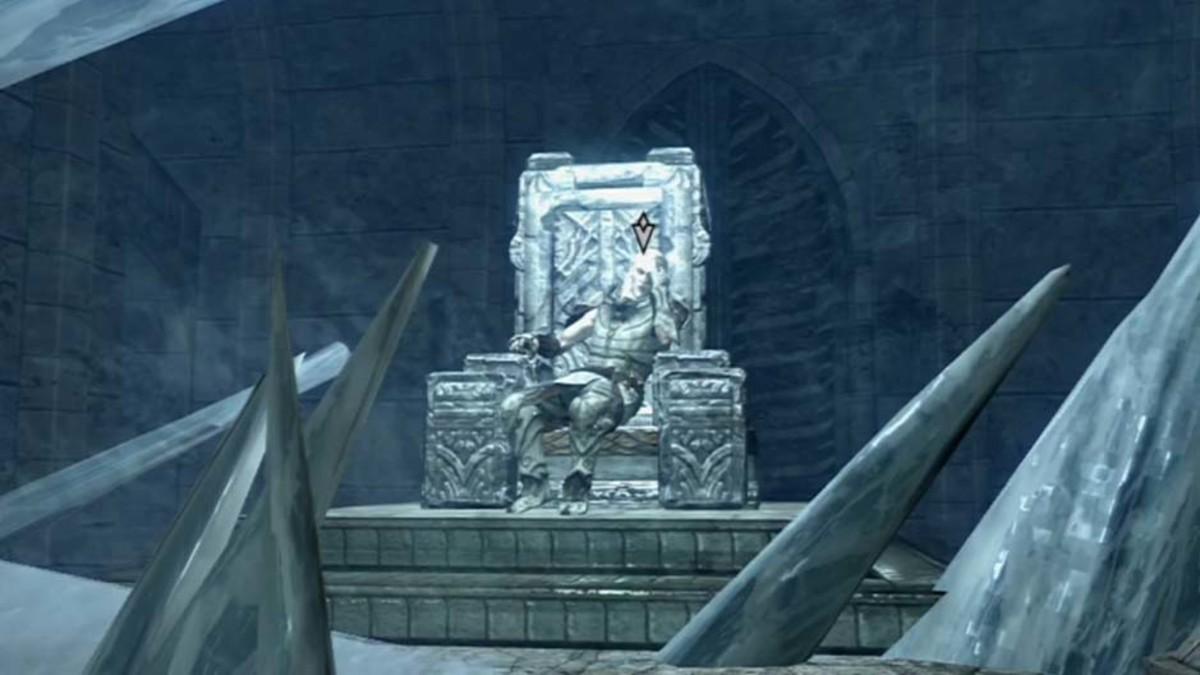 Skyrim Defeat Arch-Curate Vyrthur