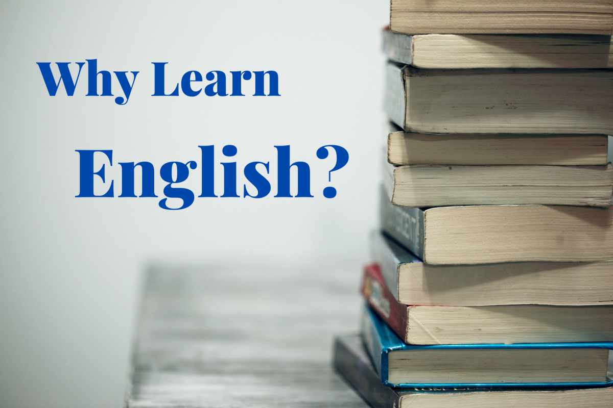 There are many reasons for someone to learn English as a second language.