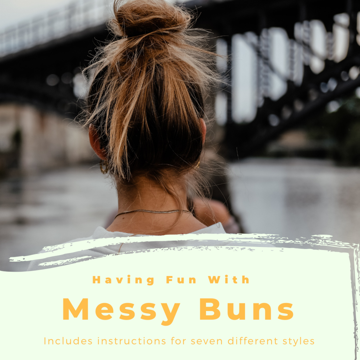 Hairstyles: Messy Buns