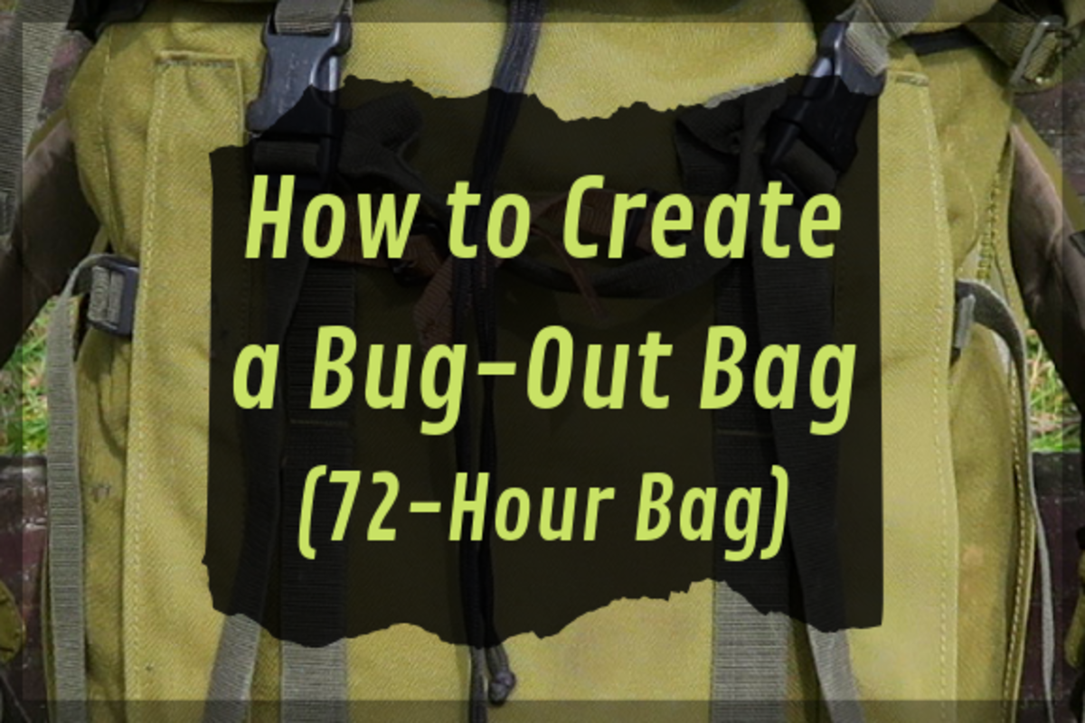 How to Create a Bug-Out Bag (72-Hour Bag): Packing List