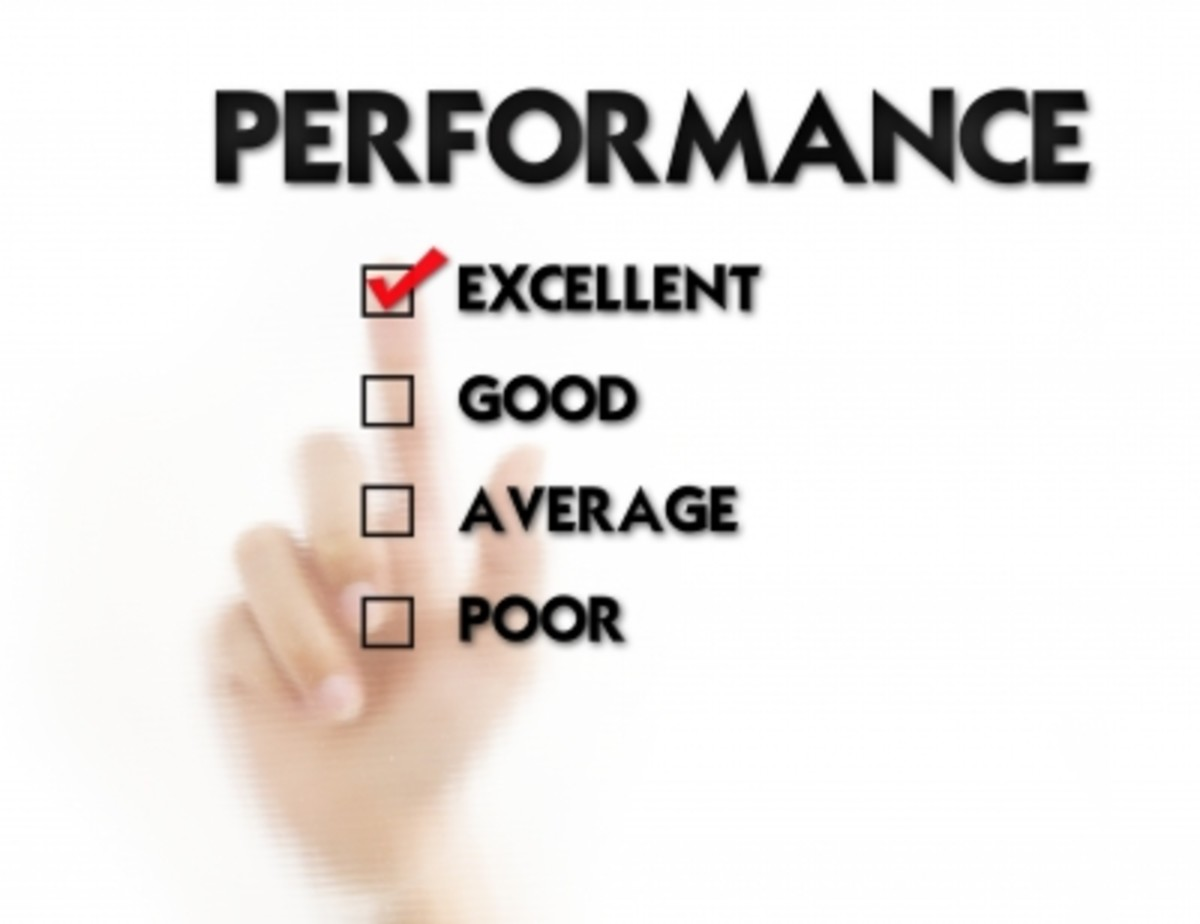 Manage own performance in a business environment-A personal statement-NVQ Business and Administration