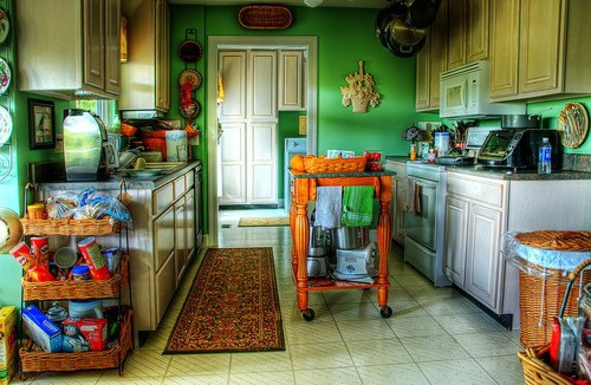 A Well-Designed Kitchen