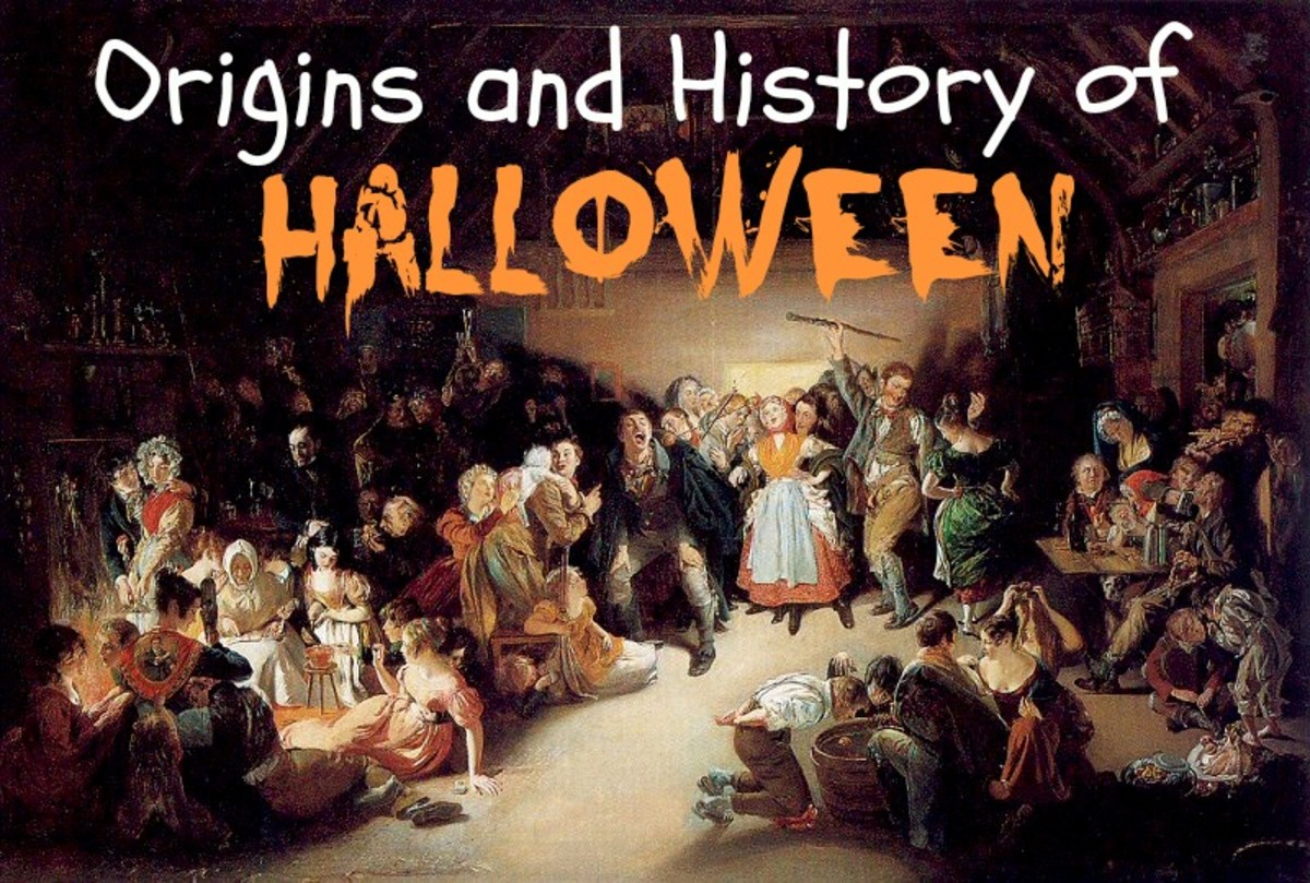 History and Origin of Halloween: Our Scary Holiday Beginnings