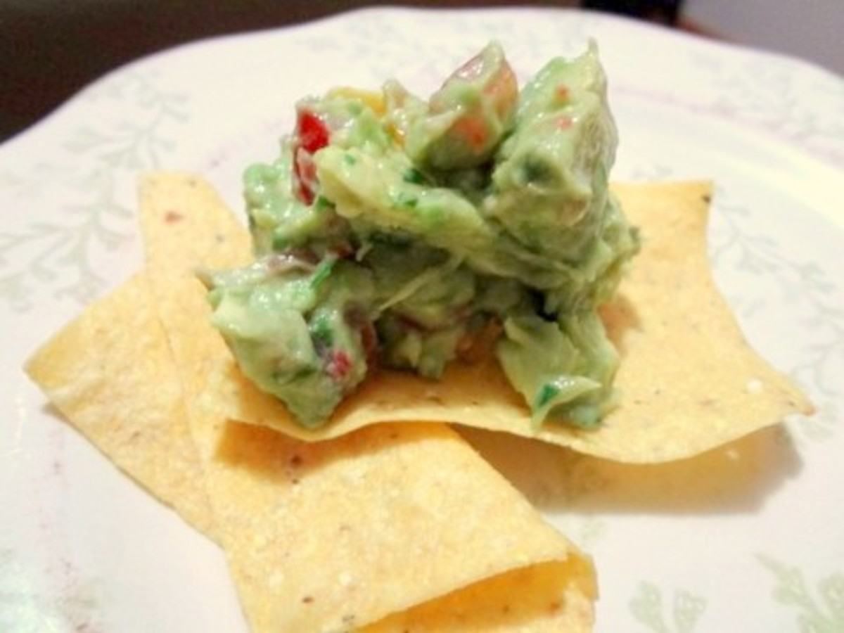 The Best Authentic Guacamole Recipe