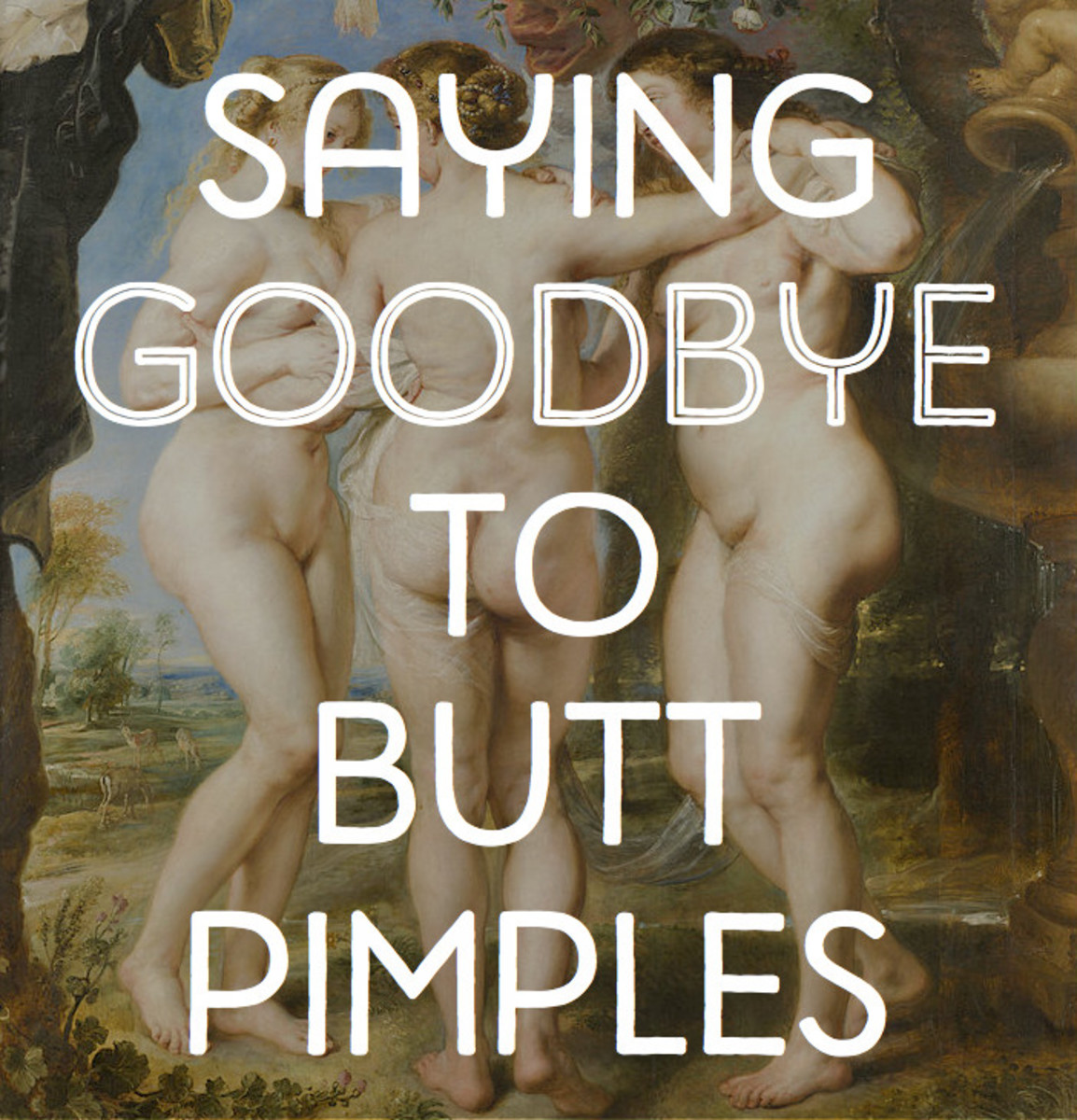 Why You Get Pimples on Your Butt and What It Means