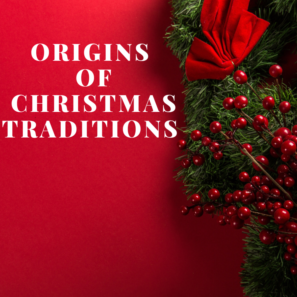 Many Christmas traditions don't come from where you might think. Read on to learn more!