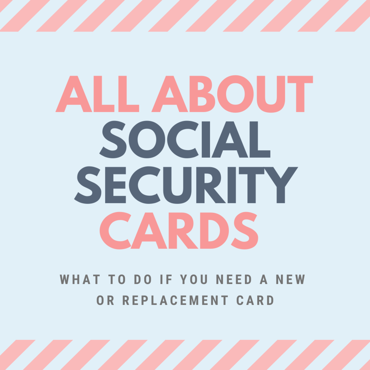 United States Social Security: How To Get A New Or