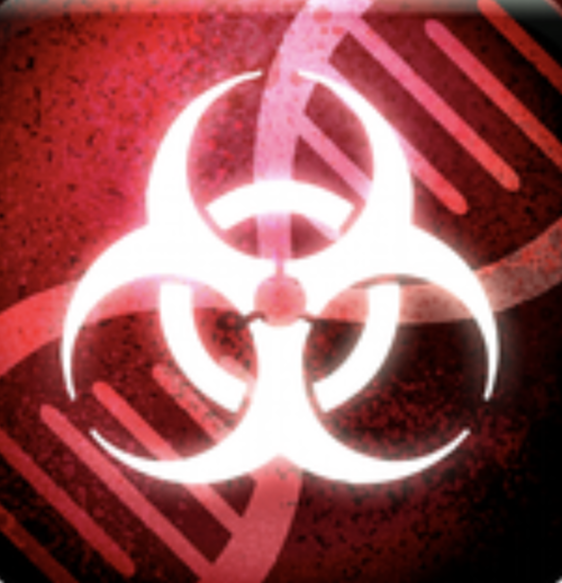 App icon for strategy game Plague Inc.
