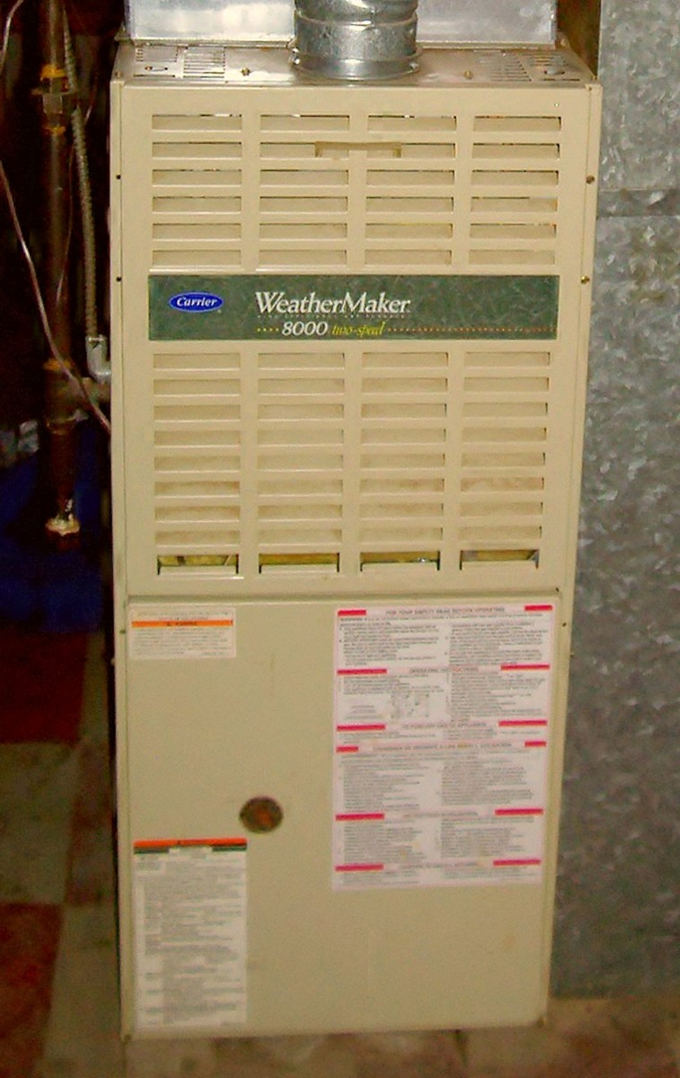 How To Figure Out What Is Wrong With Your Furnace Dengarden Bryant Electric Thermostat Wiring Color Code For Replace The Fan Limit Switch In A