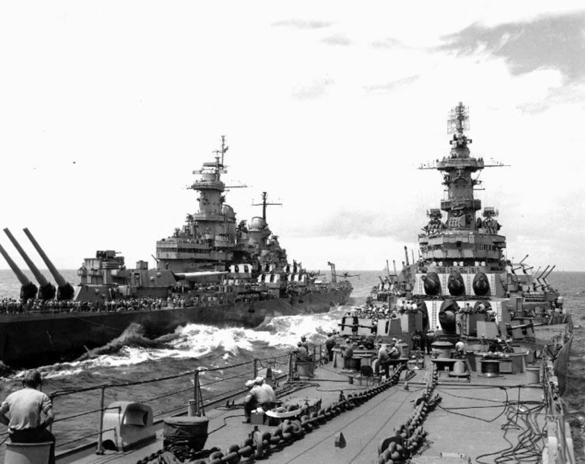 World War 2 History: Kamikaze Attack on the Battleship USS Missouri and Controversy