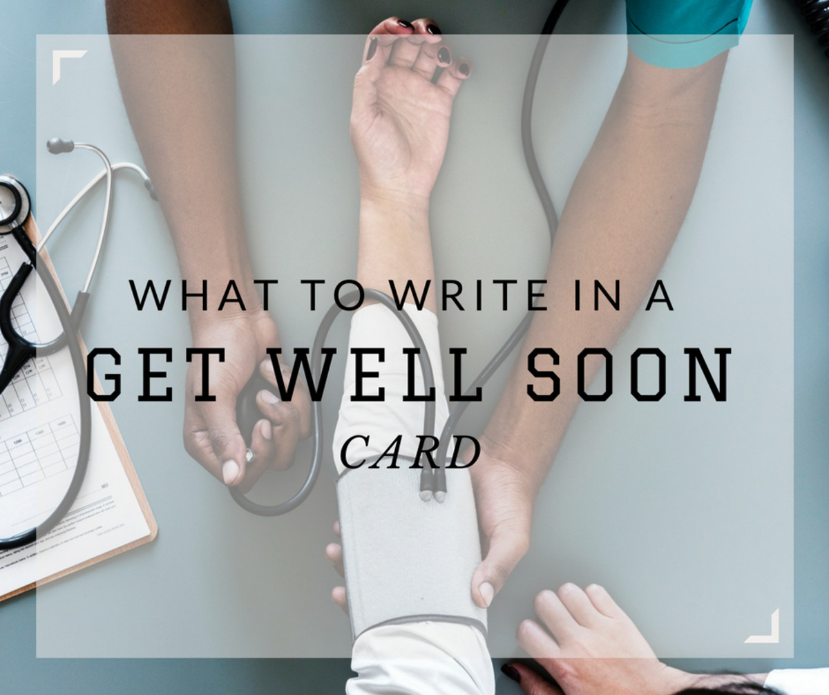 Get Well Soon Messages for a Sick Friend, Partner, or