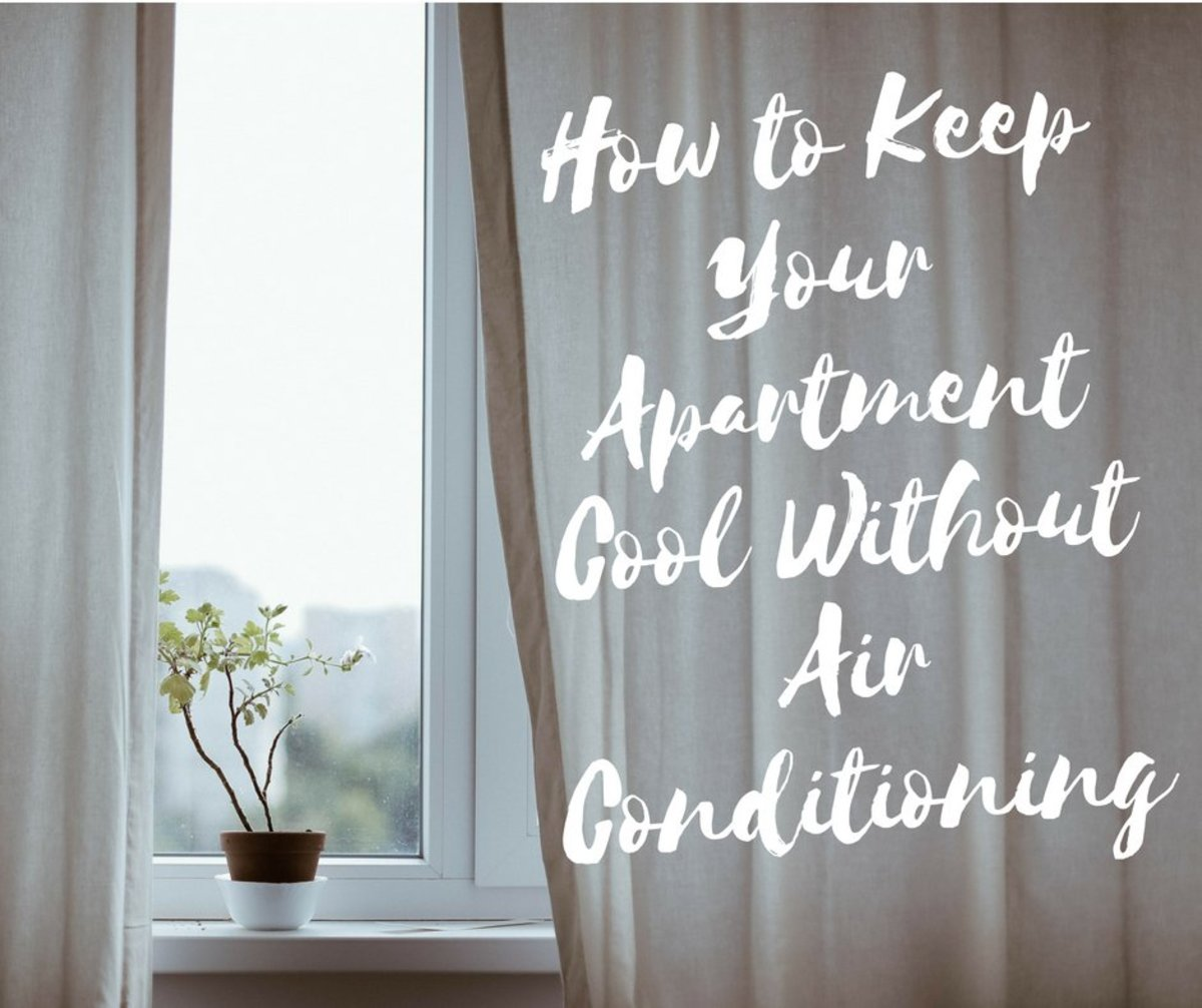 How To Cool An Apartment Without Air Conditioning Dengarden