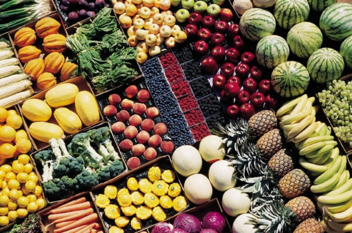 Itchy Mouth From Fresh Fruits and Vegetables? You May Have Oral Allergy Syndrome