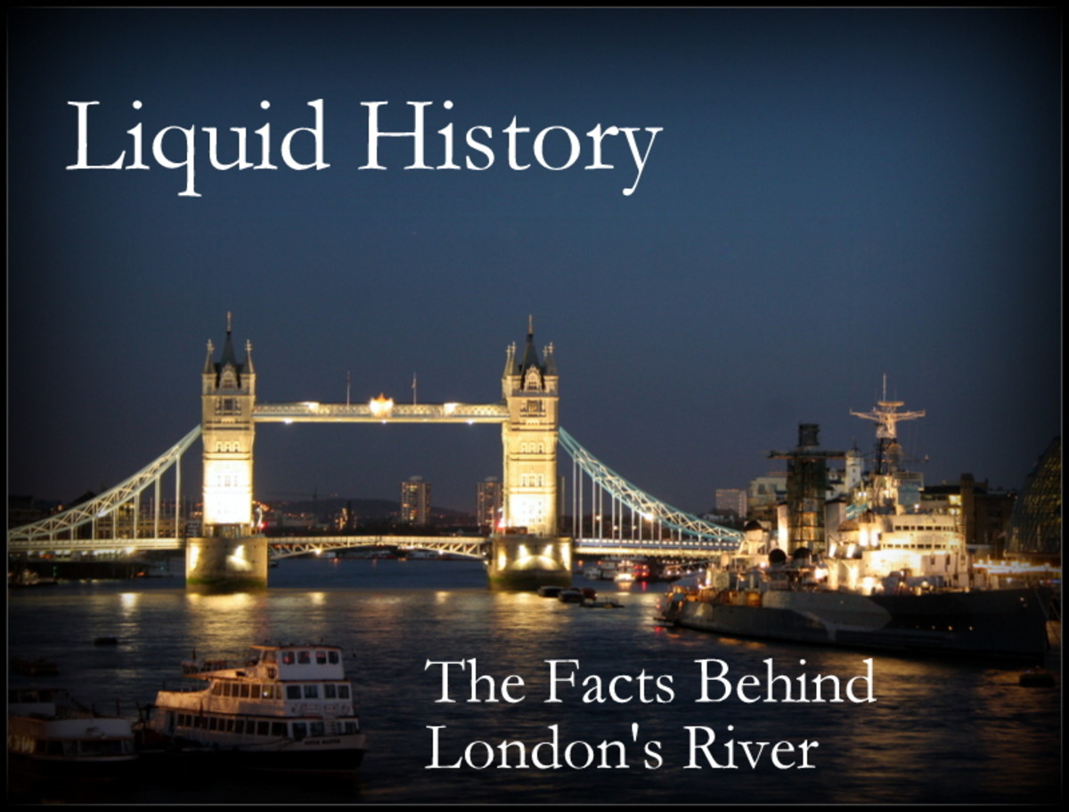 interesting-facts-about-the-river-thames