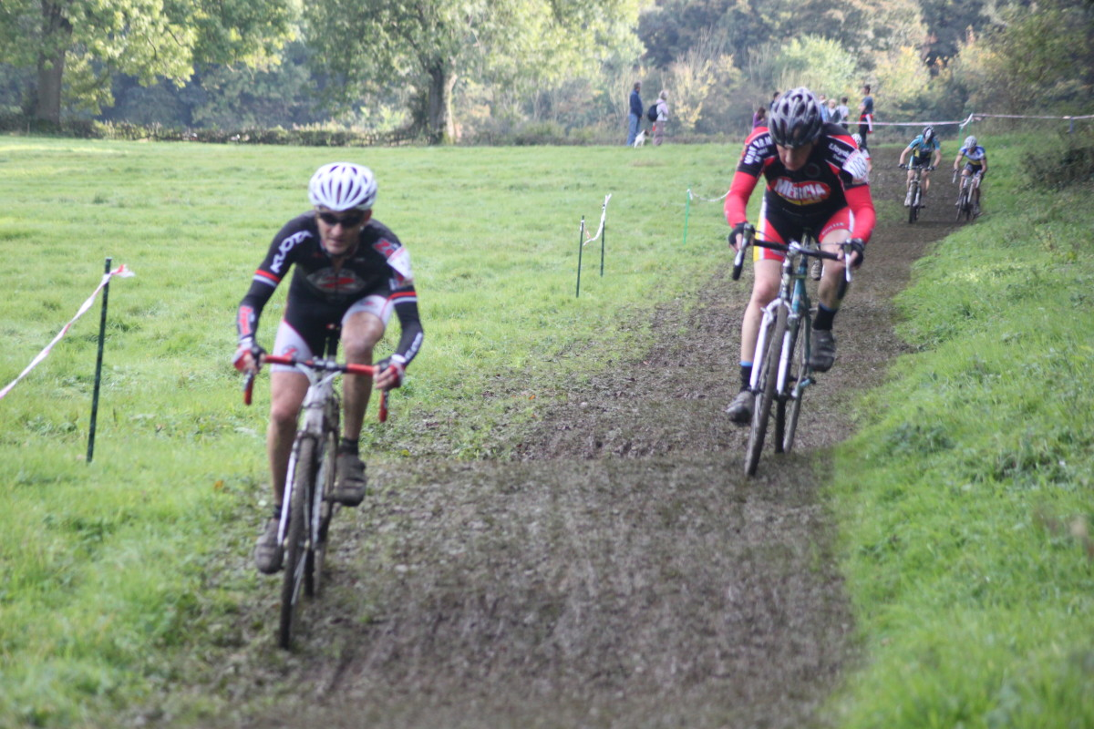 You need the right tire to handle muddy conditions during cyclocross racing