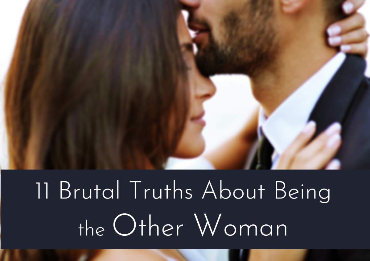 Discover the brutal truth about being the other woman.
