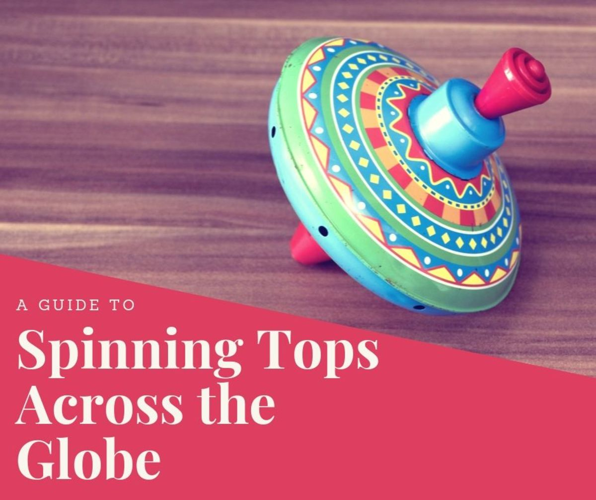 A Guide to Spinning Tops Across the Globe
