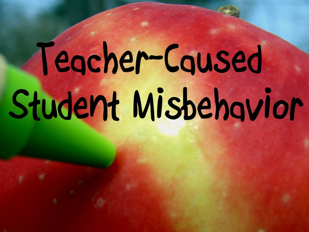 Classroom Management Strategies for Teacher-Caused Student Misbehavior