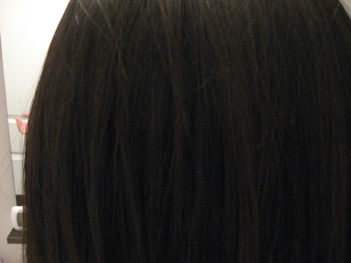 Review of Garnier Nutrisse Ultra Color in Cool Brown (Lightening for Darker Hair)