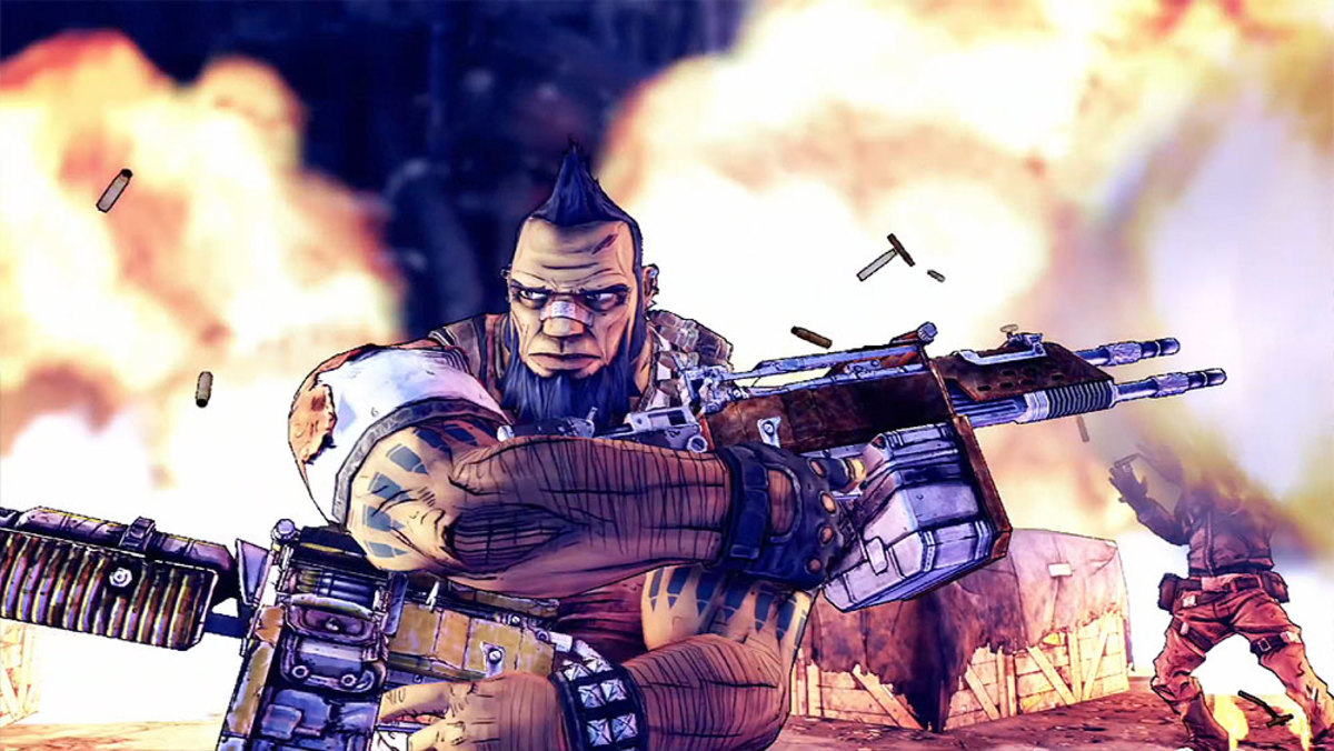 Borderlands 2: Gunzerker/Salvador Skill Builds | LevelSkip