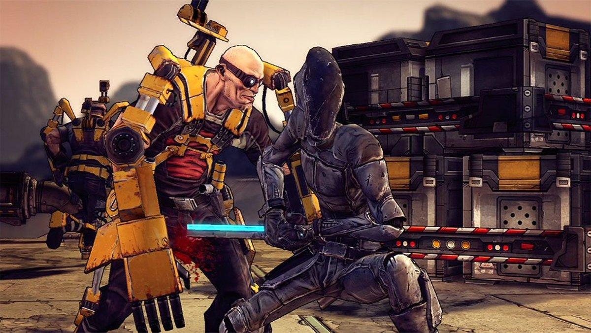 Borderlands 2: Assassin/Zero Skill Builds