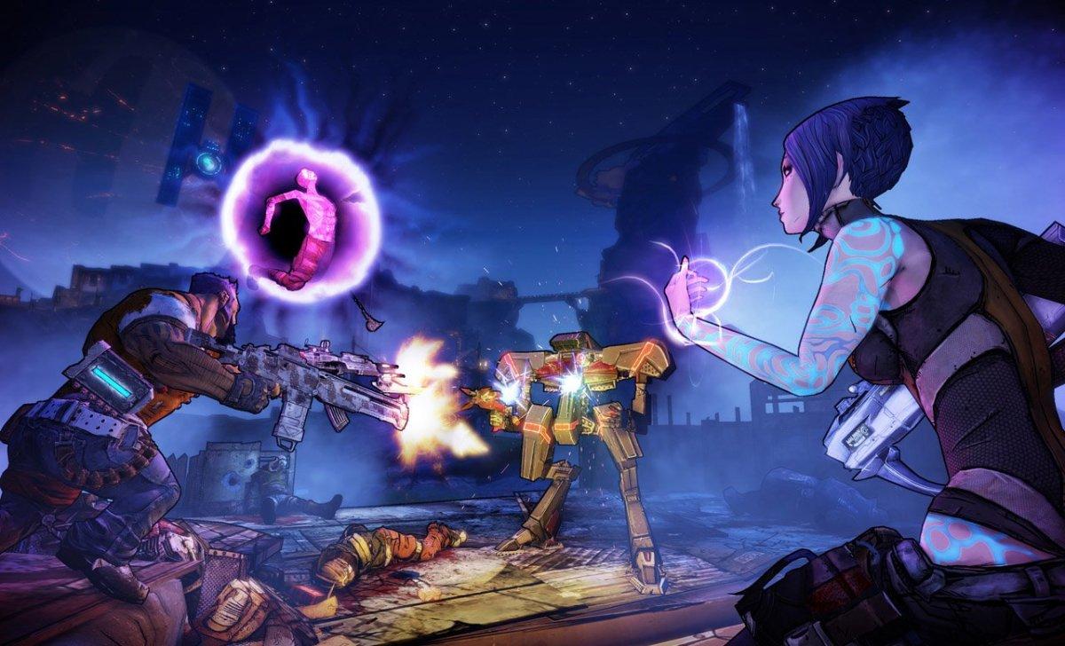 Borderlands 2 Siren/Maya Skill Builds