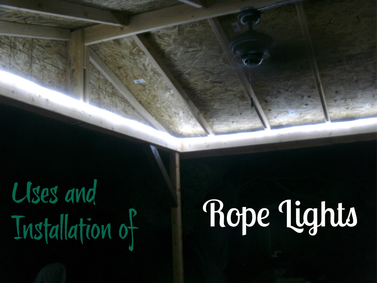 Rope Light Installation And Uses Dengarden