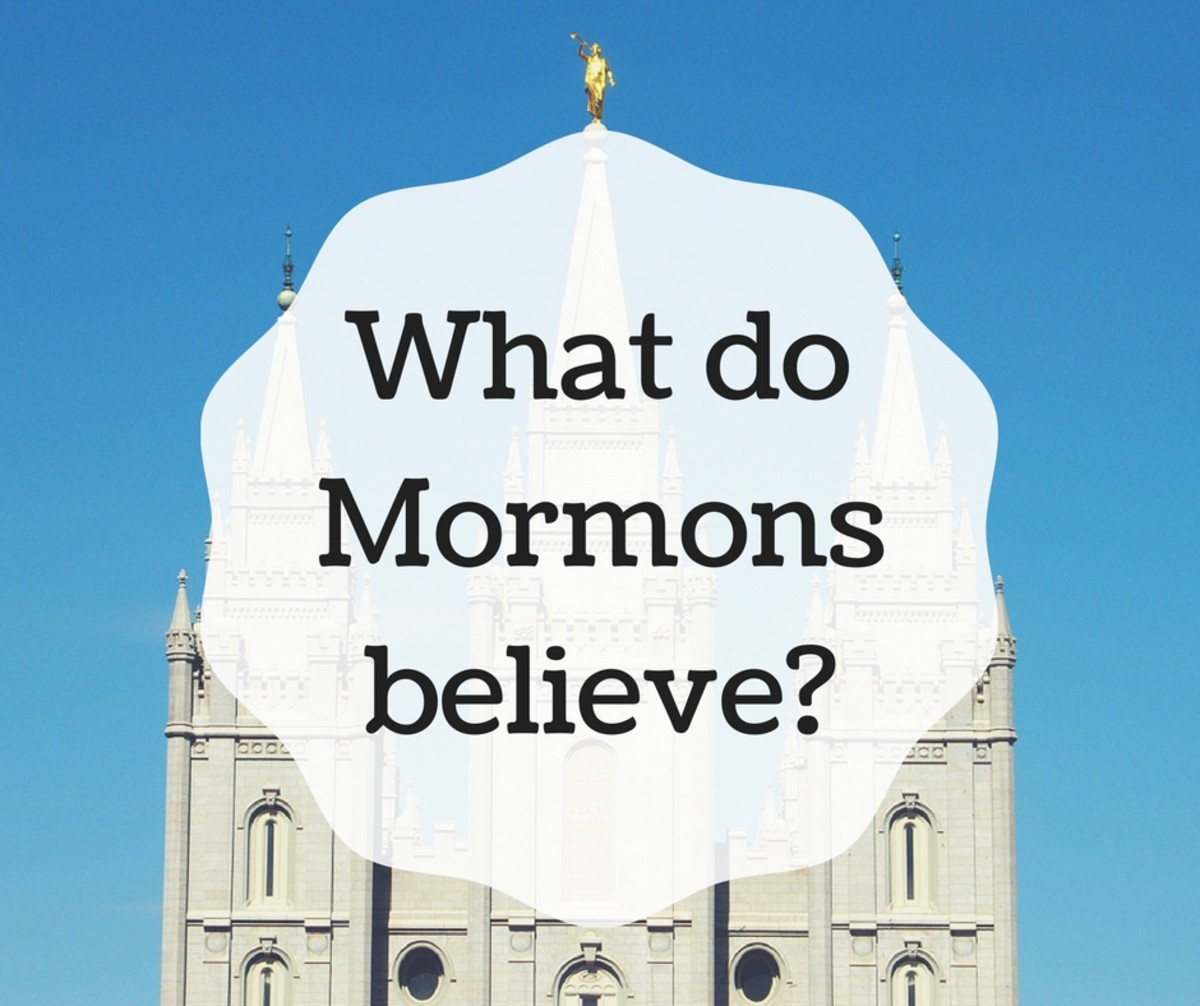 Do Mormons Believe in Jesus?