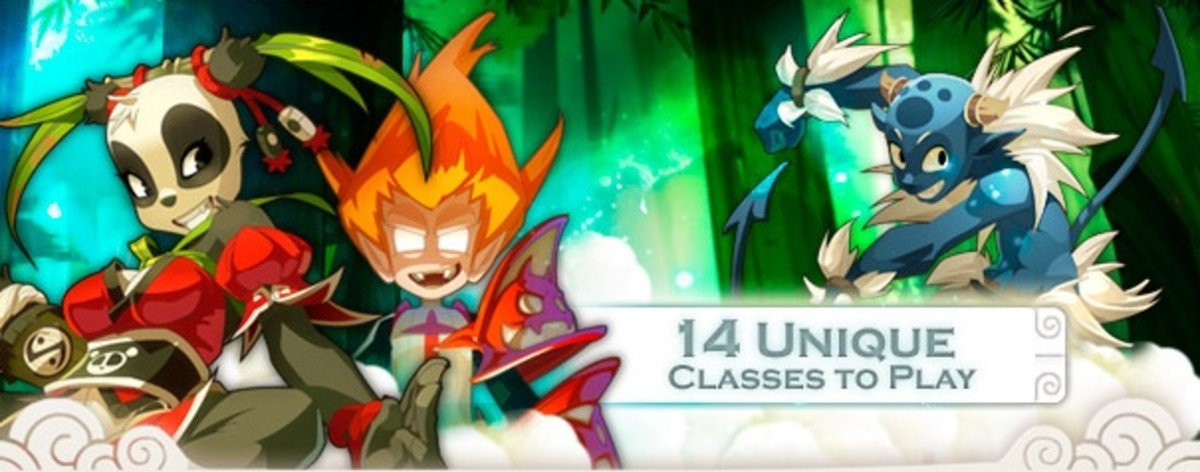 """Which of the """"Wakfu"""" classes is right for you? Explore seven of them here to decide."""